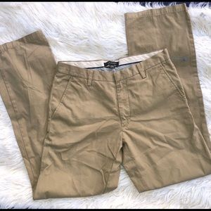 EUC Banana Republic Men's 100% cotton chinos 31/34